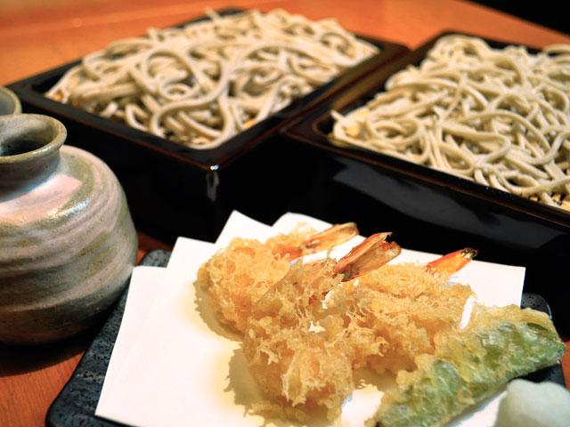 池袋のグルメスポット 美蕎 (びきょう)